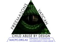 M.A.C.P.C. Anti-Masonic / Illuminati Child Abuse Symbols, Diagrams and Posters / The Martial Arts Council for the Protection of Children website has been created to inform All Martial Artists and All Warriors of Truth and Justice of the Clandestine Networks of Government Child Abuse in Australia, U.K. and Worldwide.