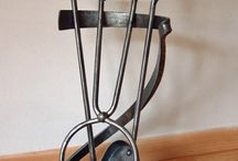 utensillos asador