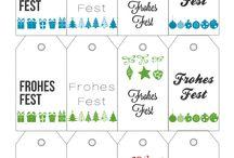 Weihnachtliches / Kreatives, Weihnachtsbaumschmuck, Rezepte, Weihnachtsmarkt, Gedichte