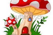 Ciupercute