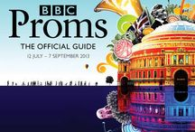 BBC Proms 2013 / A selection of works from this year's BBC Proms concert series!