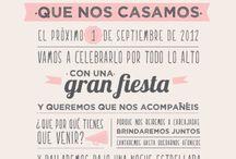 Invitaciones <3