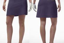 Women's Golf Skorts