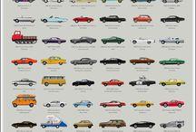 TV famous cars