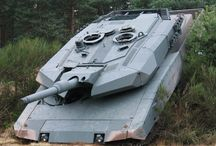Battle Tank / Military Equipment