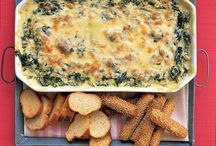 appetizers / by Christy Lunt-Schulze