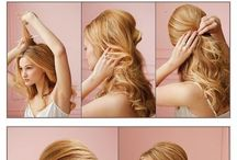 Hairstyle Up-do