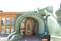 Earthship....totally off the grid