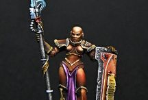 Warhammer 40K alternative miniatures