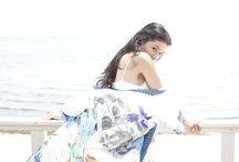 Spring/Summer 2015 / Christine Lingerie's Spring/Summer 2015 campaign.   Photographer & Model: Katrina Eugenia