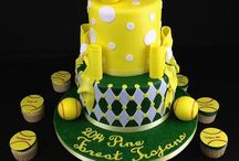 Aneshly Sport Cakes / Here you will find some of our sport cakes. Made by Aneshly Cakes