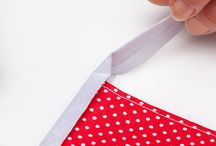 sewing - mitered corners