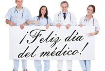 Día del Médico - Doctors Day
