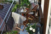 balcones decorados