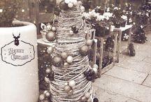 Décoration de Noël / Christmas décorations / Christmas Tree / arbre de noël