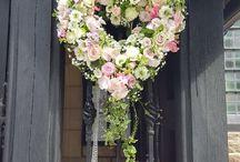 *church flowers* the flower farm / Church flowers created by The Flower Farm in Lancashire.