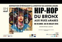 Blog - J&L Art & Culture - le HIP HOP s'invite à l'IMA / J&L ART & CULTURE - le HIP HOP s'invite à l'Institut du Monde Arabe: http://goo.gl/o056uu