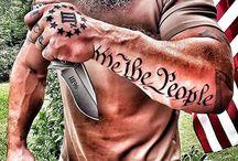 3 percent tattoo