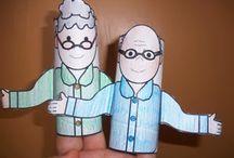 παππούς - γιαγιά