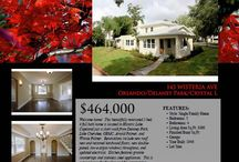 Open House / Open houses throughout The Greater Orlando Area