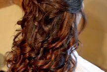 Wedding Hair Half Up / Inspirational Half up wedding hair styles www.fhdmobile.co.uk