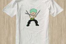 One Piece Anime Tshirt