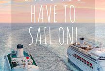 Cruise travel / traveling on a cruise ship | Cruising |