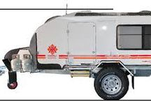 Trailers off road