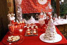 sweet table {noël }