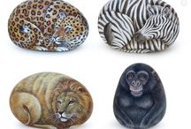 Stenar djur
