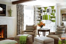 Family rooms / by Nancy Ewald