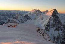 K2 / Näst högsta berget i världen