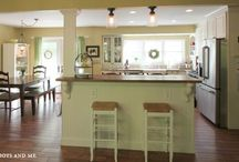 Kitchen makeover / by Meredith Snyder