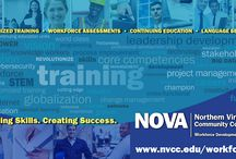 Workforce Development Division / Our services connect you with a wealth of learning and growth opportunities, including Professional Development, Certificate Programs, Enrichment Courses, Continuing Education, and Corporate Customized Training.