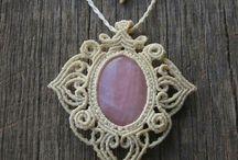 bijoux macrame