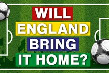 Lucky For Who / Will England bring it home this summer in Rio? We take a look at what the nation think of England's chances this summer and what football superstitions we have. / by Jacamo UK