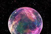 Noite, galáxia