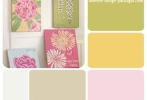 HOME~color inspiration / by Carmen Malo