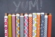 for me to sew with / fabulous fabric, stacks, and stashes