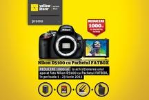 Oferte Yellow Store / Oferte si promotii in magazinele Yellow Store din Romania