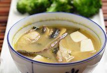 Miso soup / Soup