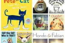 Great Book Lists for Kids / Book lists for all ages on all sorts of topics!
