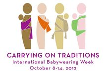 International Babywearing Week