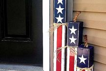 Fourth of July Decorations and Crafts