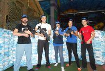 I Torneo Laser Combat Asociaciones Juveniles 15/11/2014
