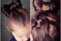 Fryzury dziewczynka