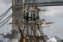 корабли парусные