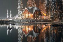 Winter/Christmas Wonderland