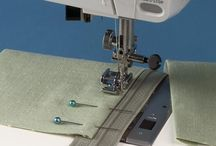 sewing a zipper!!