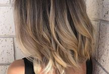 lob hairstyling ideas